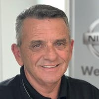 Ed Haire at Lee Nissan