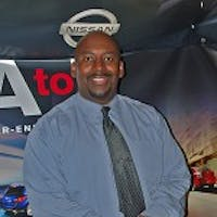 Carl McCray at Legend Nissan