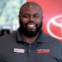 Shawn  Gould at Leith Toyota