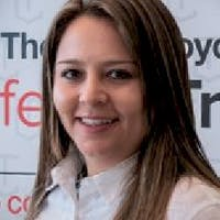 Natalia Gutierrez at Leith Toyota