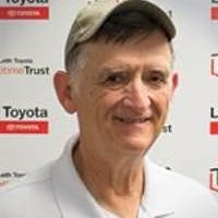 Bill Carter at Leith Toyota