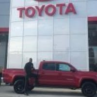 Danielle Lewis at Leith Toyota
