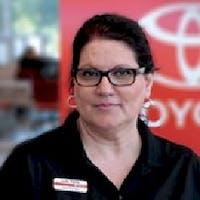 Ana Santos at Leith Toyota