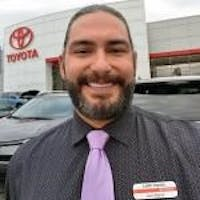 Jon Baker at Leith Toyota