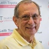 Gaines Easterling at Leith Toyota