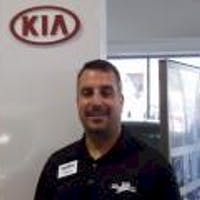 Vincent Macaluso at Island Kia