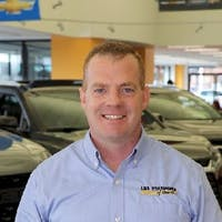 Dennis Rohde at Les Stanford Chevrolet Cadillac