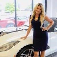 Melissa Sinasac at Les Stanford Chevrolet Cadillac