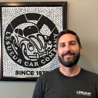 Ryan Kesler at LeSueur Car Company