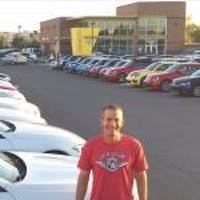 Kris LeSueur at LeSueur Car Company