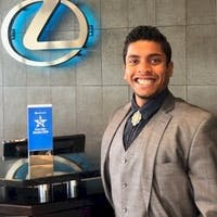 Jacob Ehr at Lexus of Brookfield