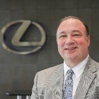 Jim Janowski at Lexus of Brookfield