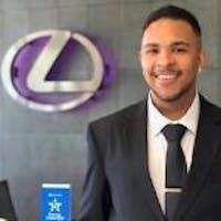 Branden Morris at Lexus of Brookfield