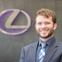 Anthony Petrarca at Lexus of Brookfield