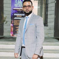 Nayem Hossain at DARCARS Lexus of Englewood