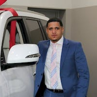 Rony Almonte at DARCARS Lexus of Englewood
