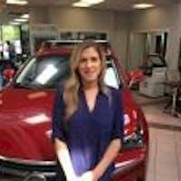 Nina  Deptula  at Atlantic Lexus Of 110