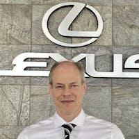 Alistiar Clark at Lexus of Naperville