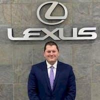 Anthony Longino at Lexus of Naperville