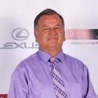 Frisco Robles at DCH Lexus of Oxnard