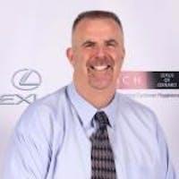 Denis Kenny at DCH Lexus of Oxnard