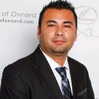 Ramon Morales at DCH Lexus of Oxnard
