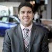 Jeremiah Abujasen at Dolan Lexus