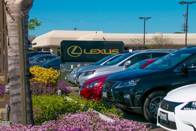 Lexus of Sacramento, Sacramento, CA, 95821