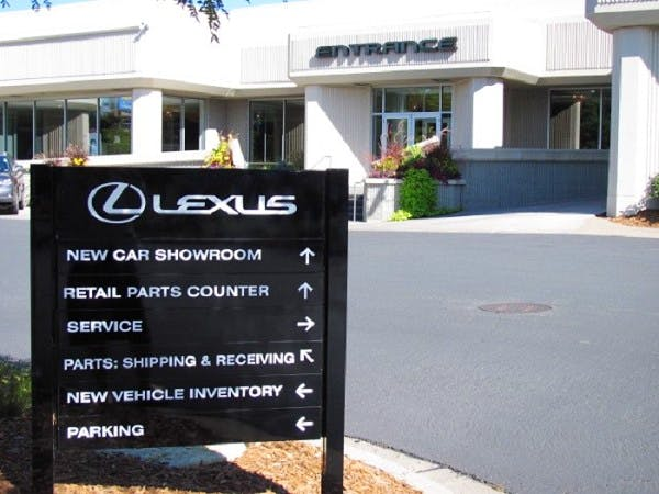 Lexus of Wayzata, Wayzata, MN, 55391