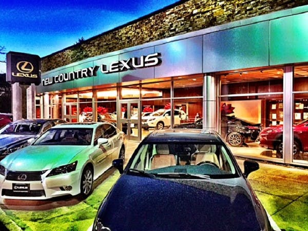 New Country Lexus of Westport, Westport, CT, 06880