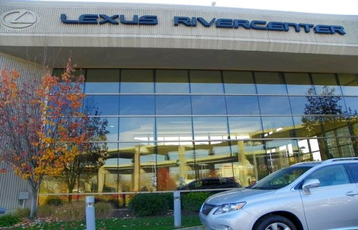 Performance Lexus RiverCenter, Covington, KY, 41011