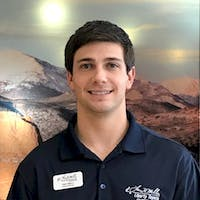 Trey Reilly at Larry H. Miller Liberty Toyota Colorado Springs