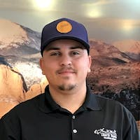 Jamison Hollins at Larry H. Miller Liberty Toyota Colorado Springs