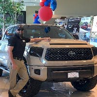 Adam Stinson at Larry H. Miller Liberty Toyota Colorado Springs