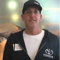 Adam Schweibish at Larry H. Miller Liberty Toyota Colorado Springs - Service Center