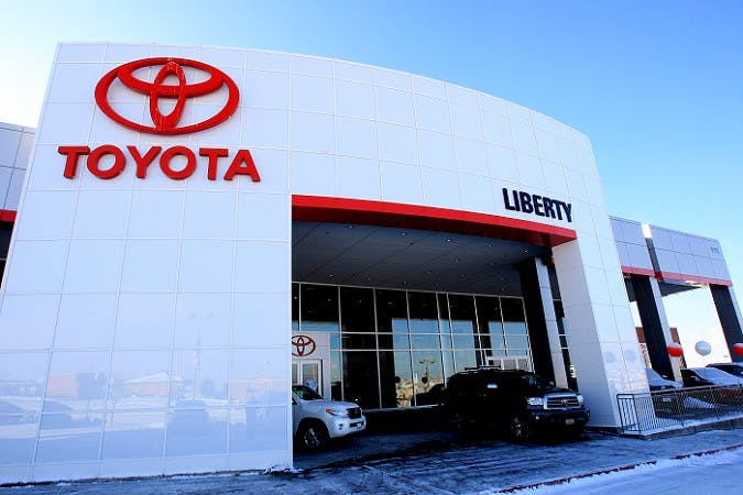 Larry H. Miller Liberty Toyota Colorado Springs, Colorado Springs, CO, 80923