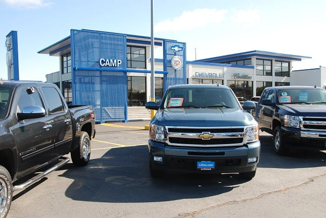 Camp Chevrolet Cadillac Chevrolet Cadillac Used Car Dealer Service Center Dealership Ratings