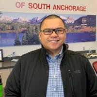 Mark Tutaan at Lithia Chrysler Dodge Jeep Ram FIAT of South Anchorage