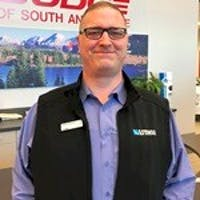 Clayton  McCurdy at Lithia Chrysler Jeep Dodge RAM of Anchorage - Service Center