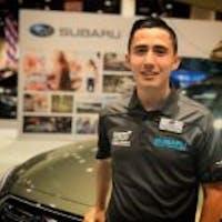 Hagen Sandoval at Lithia Reno Subaru