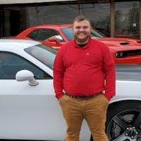 Austin Devier at Findlay Chrysler Dodge Jeep Ram