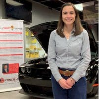 Brianna Custer at Findlay Chrysler Dodge Jeep Ram