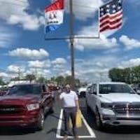 JEREMY CHETISTER at Findlay Chrysler Dodge Jeep Ram
