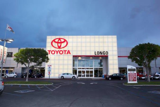 Longo Toyota, El Monte, CA, 91731