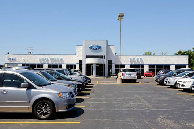 Lou Fusz Ford, Chesterfield, MO, 63005