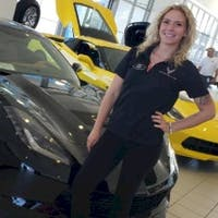 Christina  Middleton  at Emich Chevrolet