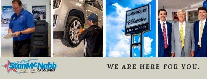 Stan McNabb Chevrolet Cadillac of Columbia, Columbia, TN, 38401