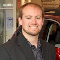 Hunter Blackwood at Dunning Toyota