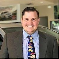 Aaron Ravert at Dunning Toyota