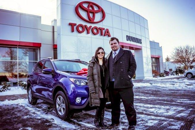 Dunning Toyota, Ann Arbor, MI, 48103